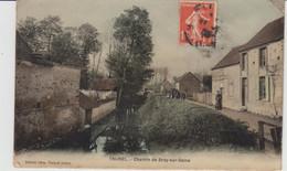 TRAINEL (10) - Chemin De Bray Sur Seine - état Correct - Sonstige Gemeinden