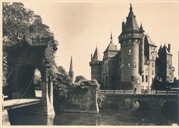 Nederland - 1946 - 5 Op 7,5 Cent Veth, Fotokaart Haarzuilens - Kasteel De Haar, Briefkaart G286i - Ongebruikt - Ganzsachen