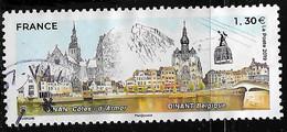 2019  Dinan-Cotes-d'Armor  /  Dinant-Belgique - Used Stamps