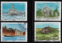 2019  Capitales Européennes  -  Helsinki - Used Stamps