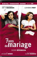 7 Ans De Mariage COMEDIE ROMANTIQUE - Unclassified