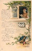 Thematiques Fantaisie Illustrateur Döcker Kunstverlag Rafael Neuber Wien - 1900-1949