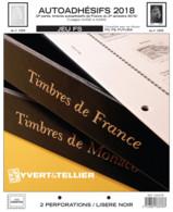 Jeu France Yvert Et Tellier FS 2018 - Autoadhésifs 2ème Partie - Vordruckblätter