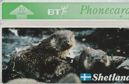 Shetland - Otters  - BTG-218 - 310K - Autres - Europe