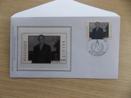 FDC België 2004 /70 Ste Verjaardag V. Z.M. Koning Albert II / 70 émé Anniversaire De S.M. Le Roi Albert II - 2001-10