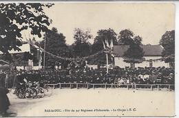 55, Meuse, BAR LE DUC, Fête Du 94 ème Régiment D'Infanterie - Le Cirque, Scan Recto Verso - Bar Le Duc