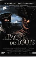 Le Pacte Avec Les Loups ACTION HORREUR - Unclassified