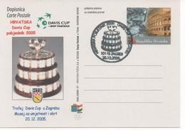 Croatia, Tennis, Davis Cup 2005, Croatia Won Davis Cup - Tennis