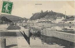 CHATEAULIN, Les écluses, Série MTIL - Châteaulin