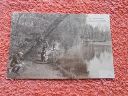 Cpa Groenendael-Groenendaal étang De Pêche - Höilaart