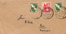 Allemagne Zone Française  1947  Lettre De Idar Oberstein   (G0018) - Franse Zone