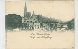 STRASBOURG - Gruss Aus STRASSBURG - Der Thomas Staden - Strasbourg