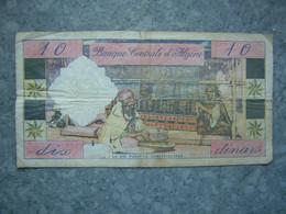 ALGERIE - 10 DINARS - Algerije