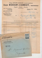 Leuze Longchamps Facture 1955 - 1950 - ...