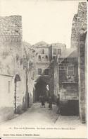 Israel - Jérusalem - Une Rue De Jérusalem - Au Fond, Maison Dite Du Mauvais Riche - Israel