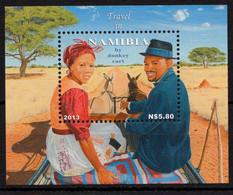 Umm M/S - Donkey Cart 2013 - Namibia (1990- ...)