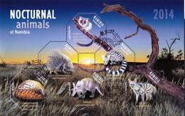 Umm M/S - Nocturnal Animals 2014 - Namibia (1990- ...)