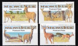 Umm M/S - Small Antelope -2015 - Namibia (1990- ...)
