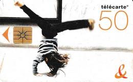2 Télécartes France Télécom. - En Ballade ... - Telecom Operators