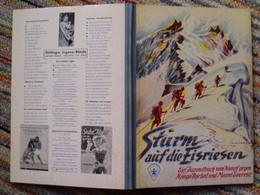 046 Trent Sturm Auf Die Eisriesen Mount Everest Nanga Parbat - Libri Vecchi E Da Collezione