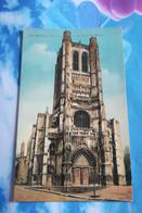 62 - SAINT OMER - LA TOUR ST BERTIN COLORISEE - CPA VIERGE - Saint Omer