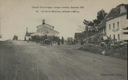 Circuit D'Auvergne - Coupe Gordon Bennett 1905 - 14 - Col De La Moreno - Otros