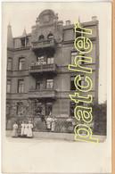 Horchheim (Koblenz) Echtfotokarte, Stadthaus Belebt, 1911 - Koblenz