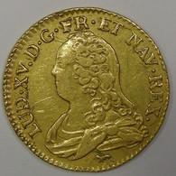 Louis XV 1715-1774, Roi De France, Louis D'or Aux Lunettes 1732 A, TTB/TTB, Gad: 340 - 1715-1774 Louis XV Le Bien-Aimé