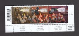 Schweiz ** 125 Jahre Kino  Neuausgabe 12.11.2020 - Nuevos
