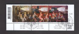 Schweiz  Gestempelt  125 Jahre Kino  Neuausgabe 12.11.2020 - Gebraucht