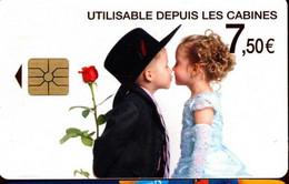2 Télécartes Intercall 7,50 Euros - Telecom Operators