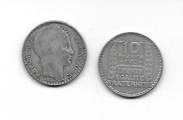 MONAIES FRANCE 10  1932 - K. 10 Francs