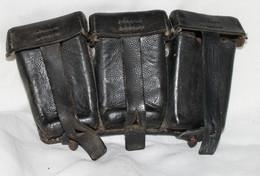 Cartouchière Allemande 1940 - 1939-45