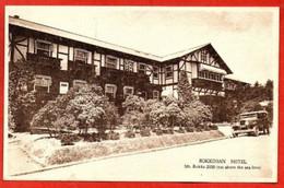 ROKKOSAN HOTEL. - Unclassified