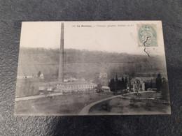 Carte Postale LE HOULME (76) : Usine Tissage Anglais Butler Et Compagnie - Unclassified