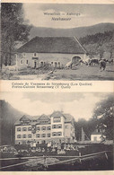 La Broque - Auberge Neuhauser - Les Quelles - Colonie De Vacances De Strasbourg - La Broque