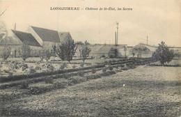 CPA 91 Essonne Longjumeau Chateau De Saint St Eloi Les Serres - Longjumeau