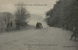 Circuit D'Auvergne - Coupe Gordon Bennett 1905 - 16 - Route De La Baraque Sous La Roche Percée - Otros