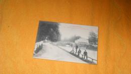 CARTE POSTALE ANCIENNE CIRCULEE DE 1906../  ECLUSE DE RENNEVILLE PRES VILLEFRANCHE..CACHETS + TIMBRE - Other Municipalities