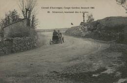 Circuit D'Auvergne - Coupe Gordon Bennett 1905 - 18 - Nébouzat, Tournant Des 4 Routes - Otros
