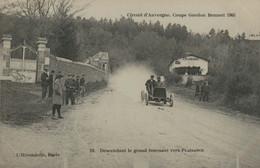 Circuit D'Auvergne - Coupe Gordon Bennett 1905 - 19 - Descendant Le Grand Tournant, Vers Plaisance - Otros