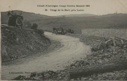 Circuit D'Auvergne - Coupe Gordon Bennett 1905 - 20 - Virage De La Mort, Près Lastic - Otros