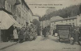Circuit D'Auvergne - Coupe Gordon Bennett 1905 - 21 - Une Halte à PONGIBEAUD - Otros