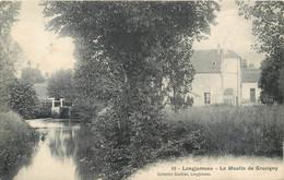 CPA 91 Essonne Longjumeau Le Moulin De Gravigny - Longjumeau