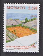 10.- MONACO Rolex Monte Carlo Masters TENNIS - Tennis