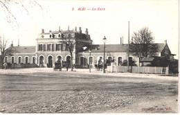 FR81 ALBI - 9 - La Gare - Belle - Albi