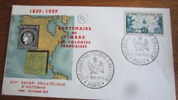 1831   CENTENAIRE DU TIMBRE   PARIS  1959 - Sin Clasificación