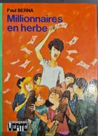 Millionnaires En Herbe Paul Berna   +++TBE+++ LIVRAISON OFFERTE+++ - Biblioteca Verde