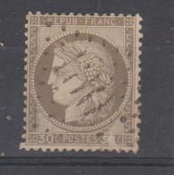 N°56°  OBL. GC  180 ARTHEZ   (Basses-Pyrénées) - 1849-1876: Klassik