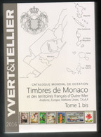 T - Catalogue Yvert Et Tellier Monaco 2016 - Sonstige
